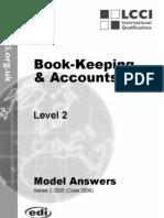 Book-keeping & Accounts/Series-2-2005(Code2006)