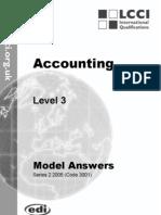 Accounting/Series-2-2005 (Code3001)