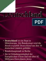 Lands of Germany in German