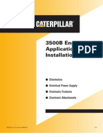 3500B Engines Application and Installation Guide