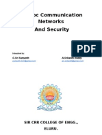1 Adhoc Network Security