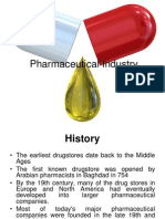 55949655 Pharmaceutical Industry Ppt