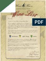 Wine Liste - Copie