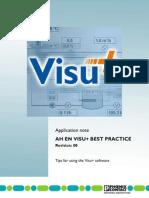Visu Performance Guide 8212 en 00