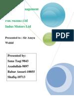 Pak Suzuki Motor Company Limited Repaired)