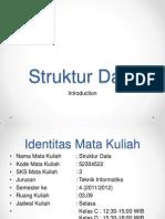 Struktur Data - 1 ADT