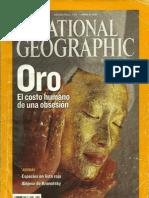 NatGeo - El Precio Del Oro