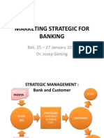 Marketing Strategic for Banking - Bri