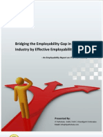 Employability Gap In Indian IT Industry