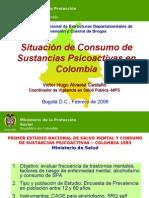 Consumo SPA Colombia Feb06