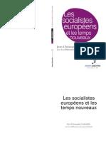 cambadelis-les socialistes européens et les temps nouveaux