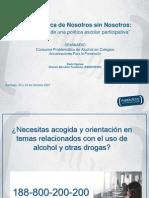 Politica Popular Escuela Participativa en Las SPA