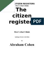 The Citizen Registers