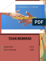 Chitra Arpita (Lab Welfare)