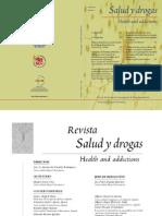 Revista Salud y Drogas v6n2