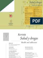 Revista Salud y Drogas v7n1