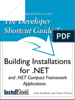 The Developer Shortcut Guide to Building Installations for .NET
