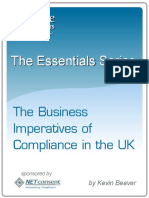 The Essentials Series the Business Imperatives of Compliance in the UK
