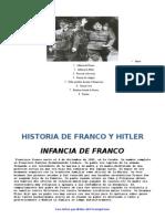 Historia de Franco y Hitler