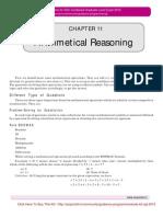 SSC Reasoning Arthmatic Reasoning
