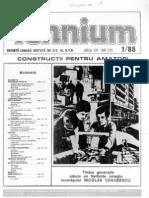 Tehnium 01 1985