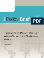 Turkey Soft Power Policy