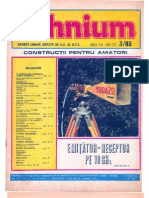 Tehnium 03 1985