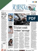 The Abington Journal 03-14-2012