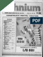 Tehnium 11 1985