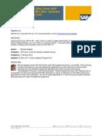 How to Send an IDoc From SAP ECC to the SAP MII IDoc Listener (MII 12_1 to ECC 6_0)
