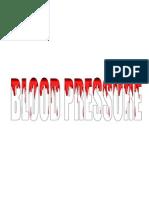 Sistem Tekanan Darah (Blood Pressure)