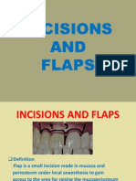 Incisions and Flaps