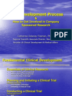 Drug Development Process Cleveland, 6.23.06