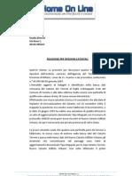 Esempio Archivio Cartaceo Del Catasto