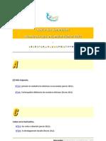 Revue des sommaires_janvier-février 2012