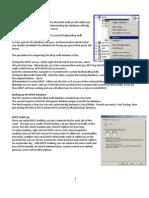 DHCP Backup
