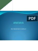 1. Anemia