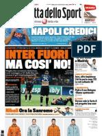 Gazzetta dello Sport - 14/03/2012