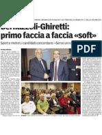 02/25/12-Confronto Bernazzoli/Ghiretti-Gazzetta di Parma.