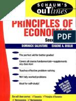 Schaum's Outline of Principles of Economics