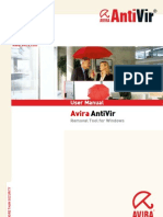 Man Avira Antivir-removaltool En