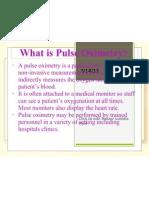 .Pulse Oximetry..)