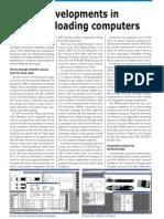 Recent Developments in Loading Computers