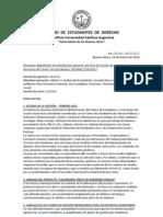 Resumen - 2da Sesión Comisión Directiva CEDUCA 2012