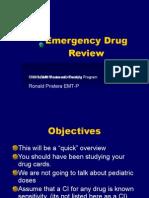 ER Pharmacology