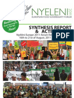 ENG - Nyeleni11 Synthesis Report and Action Plan