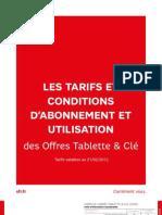 61938 BD Brochure TarifsOffres AD InternetMobilite Jan2012