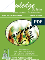 knowledge bulletin 9