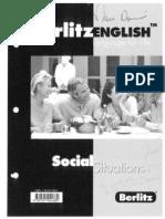 Berlitz Social Situations
