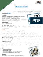 Regulamento Concurso Pi